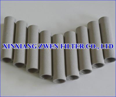 Washable Ti Sintered Porous Filter Tube