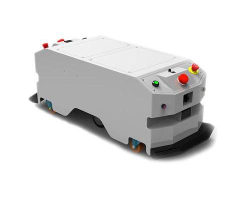 牵引式电动平车