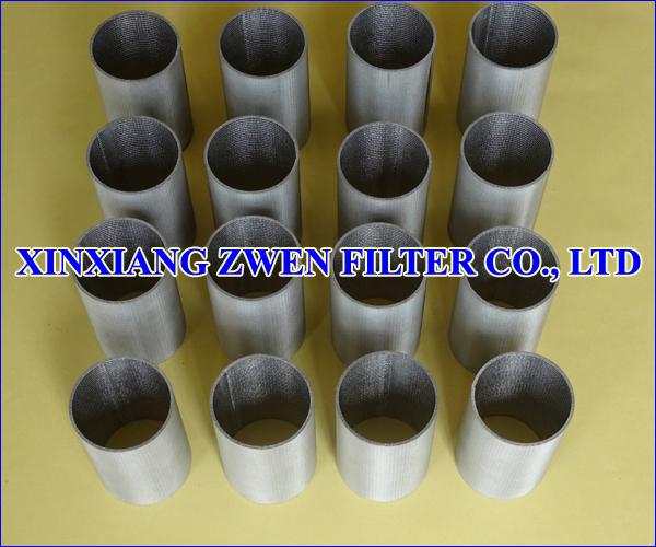 Multilayer Sintered Mesh Filter Tube