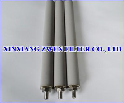 Washable Titanium Sintered Powder Filter Element