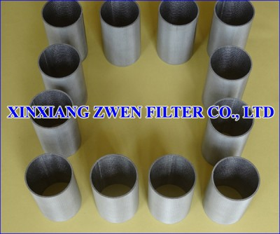 Washable Sintered Filter Tube