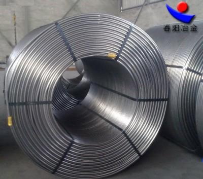 钙铝包芯线