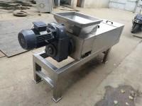 涪陵榨菜集团订购筋皮压榨机