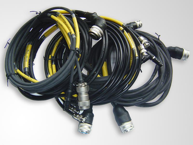 信号数据电缆组件