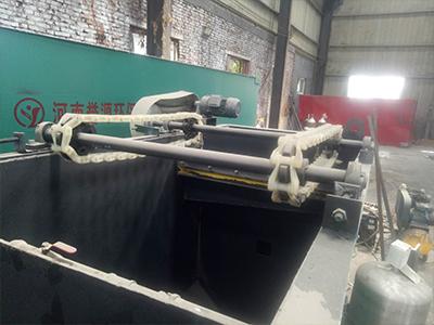 气浮机专用耐腐蚀刮渣机