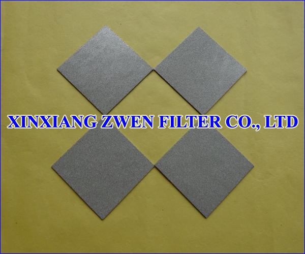 316L Sintered Powder Filter Sheet