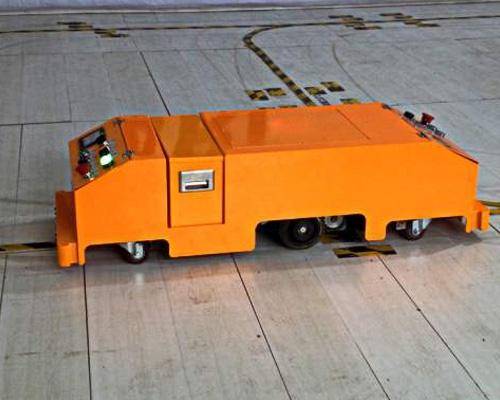 双向举升式AGV