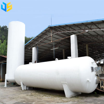 LCO2 cryogenic tank