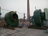 砖厂风机案例
