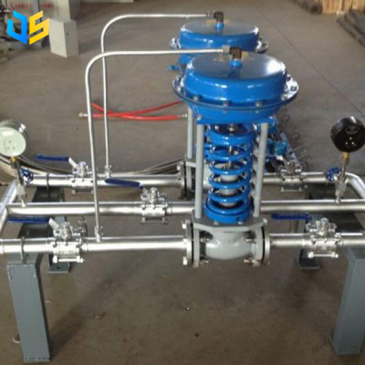 Pressure regulating device