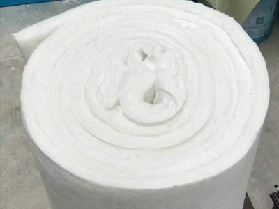 Aluminum silicate fiber blanket, Thermal insulation blanket