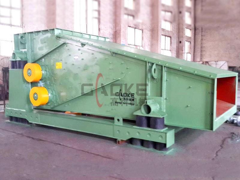 重型振动放矿机