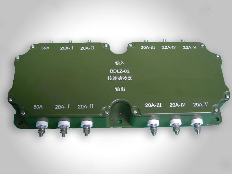 组合式电源滤波器