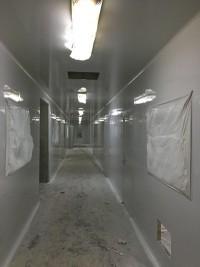 无尘彩钢板翻新