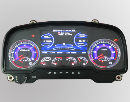 XWZ-2-08 组合仪表