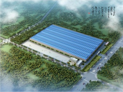 临颍县村级集体经济产业园(A区)厂房1#厂房