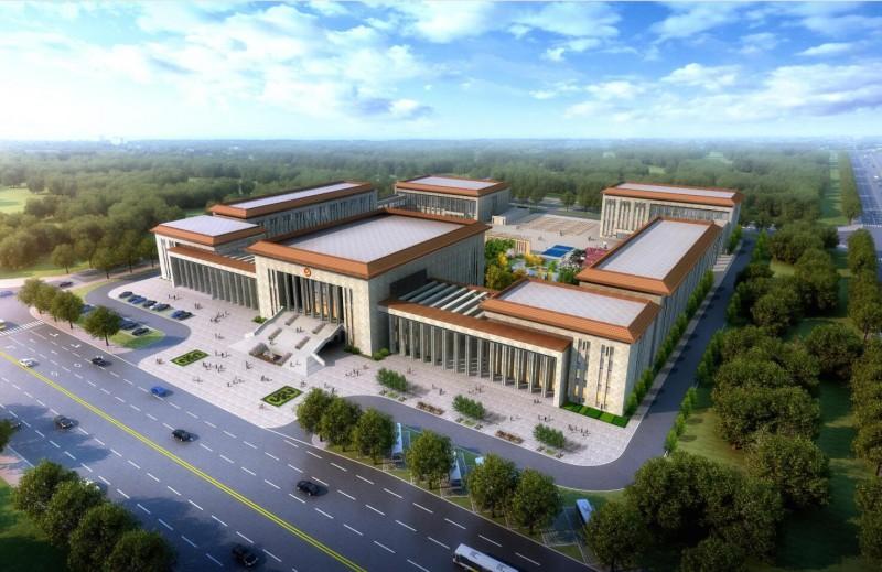 中国共产党上蔡县委员会党校新区建设PPP项目