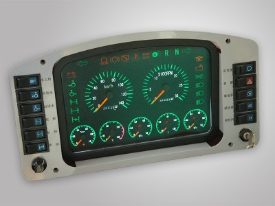 XBTZ-2-16 组合仪表