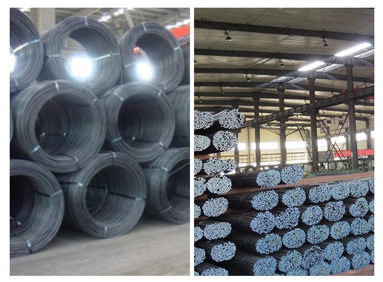 生产销售高质量CRB550直条螺纹钢