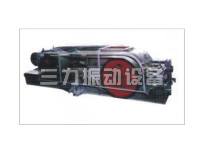 2PG双辊破碎机