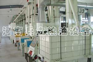 18噸小米加工設備