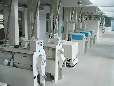 新型大米加工设备