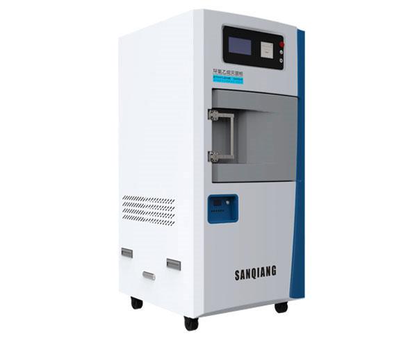 环氧乙烷灭菌器在常温条件下可以消灭空气中的微生物