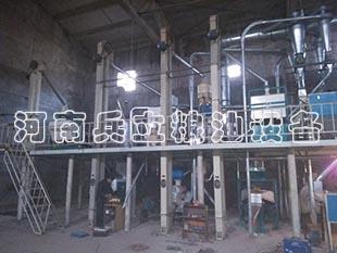 玉米加工成套機械