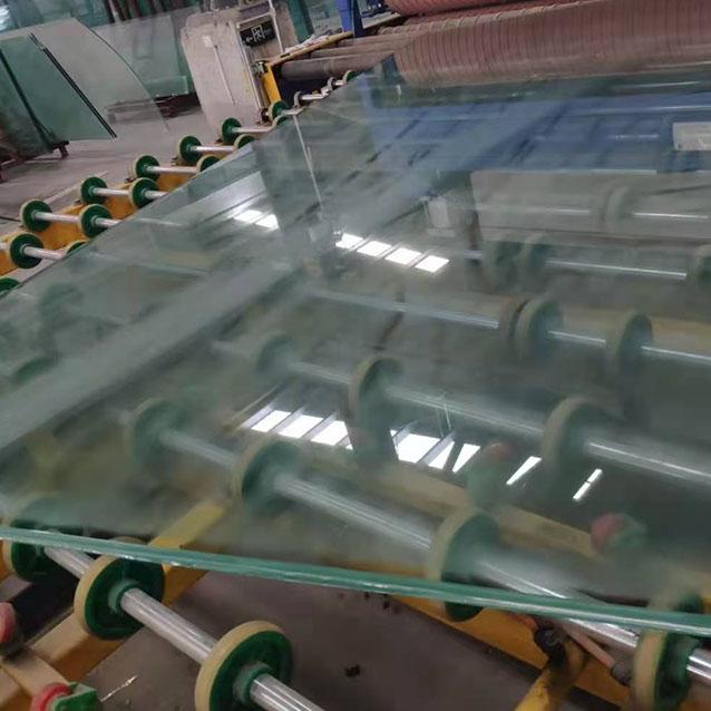 sgp夹胶玻璃