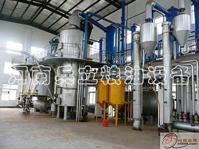 玉米油加工设备