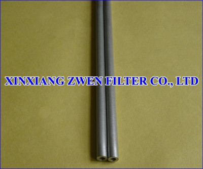 Stainless Steel Sintered Porous Filter Tube