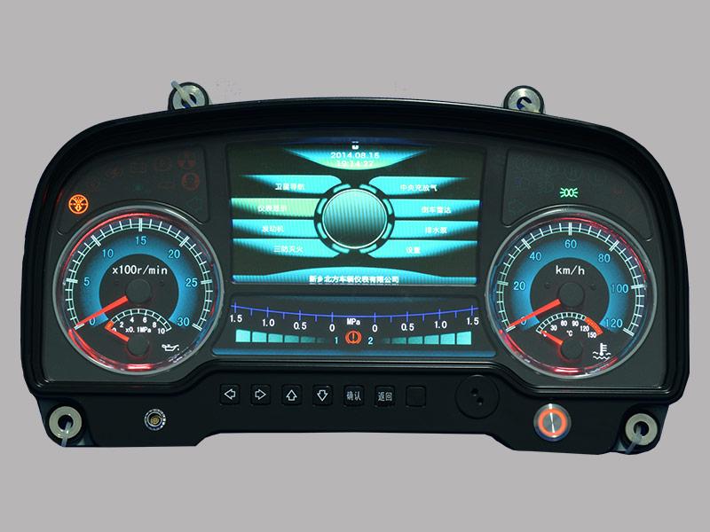 XBTZ-2-08G组合仪表