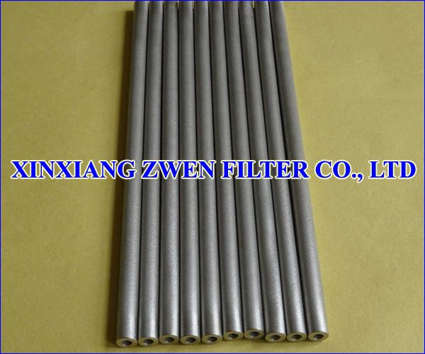 SS Sintered Porous Filter Tube