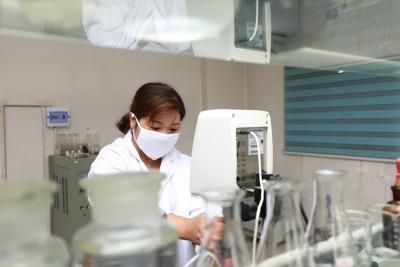 博源新材聚丙烯酰胺生產檢控中心