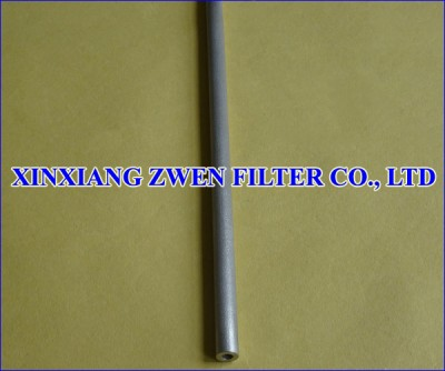 Stainless Steel Sintered Powder Filter Tube