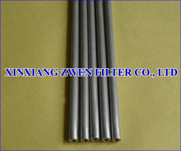 SS Sintered Powder Filter Tube