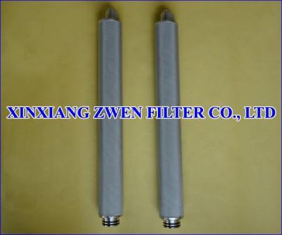 Multilayer Sintered Metal Filter Element