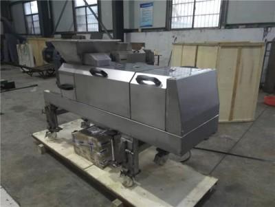 A型水、油混合漆渣螺旋壓榨機