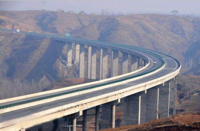 郑卢高速洛阳至卢氏段公路项目