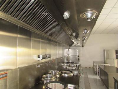 厨房排烟设计安装