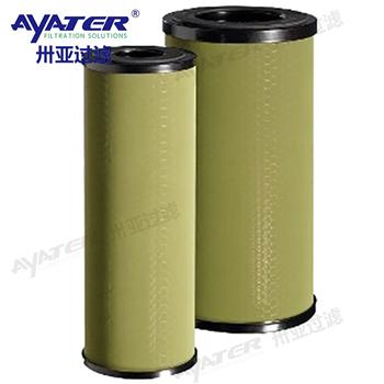 亲油疏水聚结器滤芯300*100*35 定制聚结器滤芯