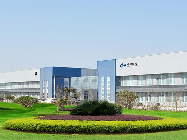 中州电气厂房