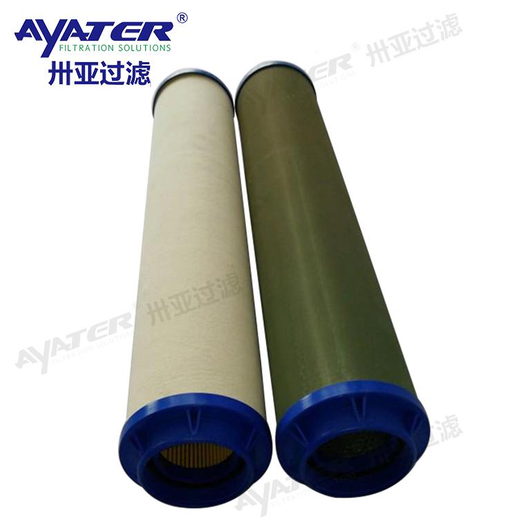 航空复合纤维聚结分离滤芯CM100-28-5玻纤聚结滤芯