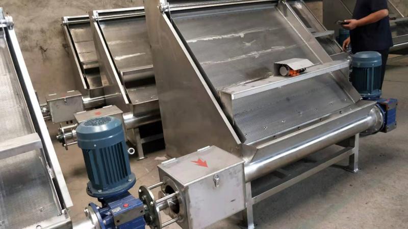 干湿分离机水切式1200型
