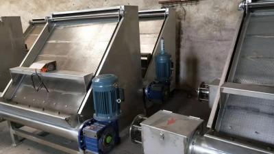 干湿分离机水切式800型