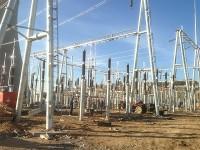塔吉克斯坦电厂主厂房