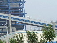 伊川三电输煤栈桥