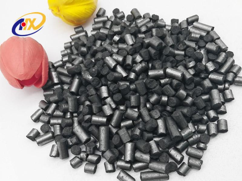 石墨柱状增碳剂