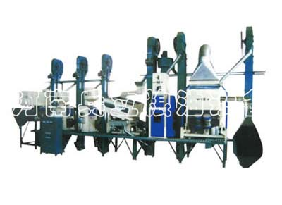 15吨小米加工设备