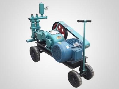 双缸砂浆泵